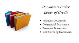 comply presentation of LC Documents