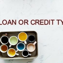 Bank Loan or Credit Types