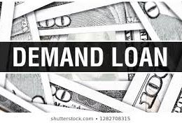 DEMAND LOAN-FORCED LOAN