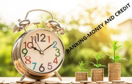 Banking-Money and Credit